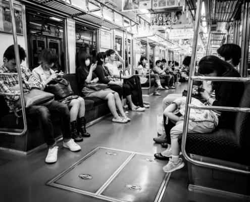 Shinjuku Metro Line, Tokyo