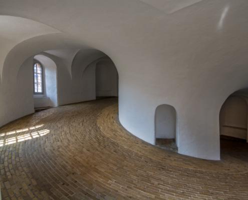 Rundetaarn, runder Turm ohne Treppen, Kopenhagen