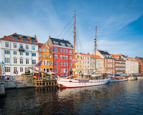 Nyhavn (Neuhafen), Kopenhagen