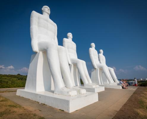 Der Mensch am Meer, Esbjerg