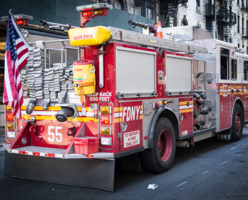 Tolles Feuerwehrauto!