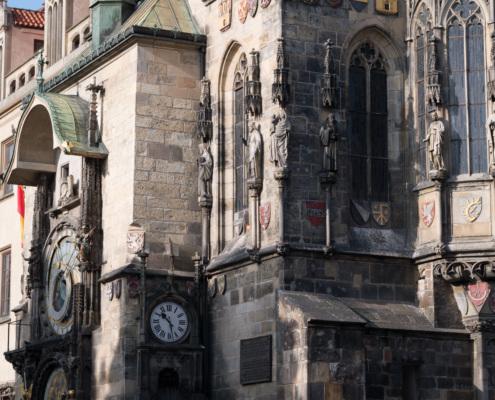Rathaus, Prag