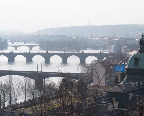 Brücken, Prag