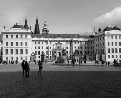 Hradschin-Platz, Prag